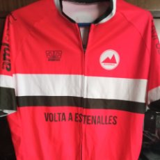 Coleccionismo deportivo: ESTENALLES CICLISMO CICLISTA JERSEY CYCLING XL MONTAÑA. Lote 218471818