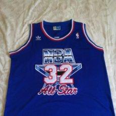 Coleccionismo deportivo: CAMISETA BALONCESTO EARVIN MAGIC JOHNSON ALL STAR NBA 1992. Lote 218476681