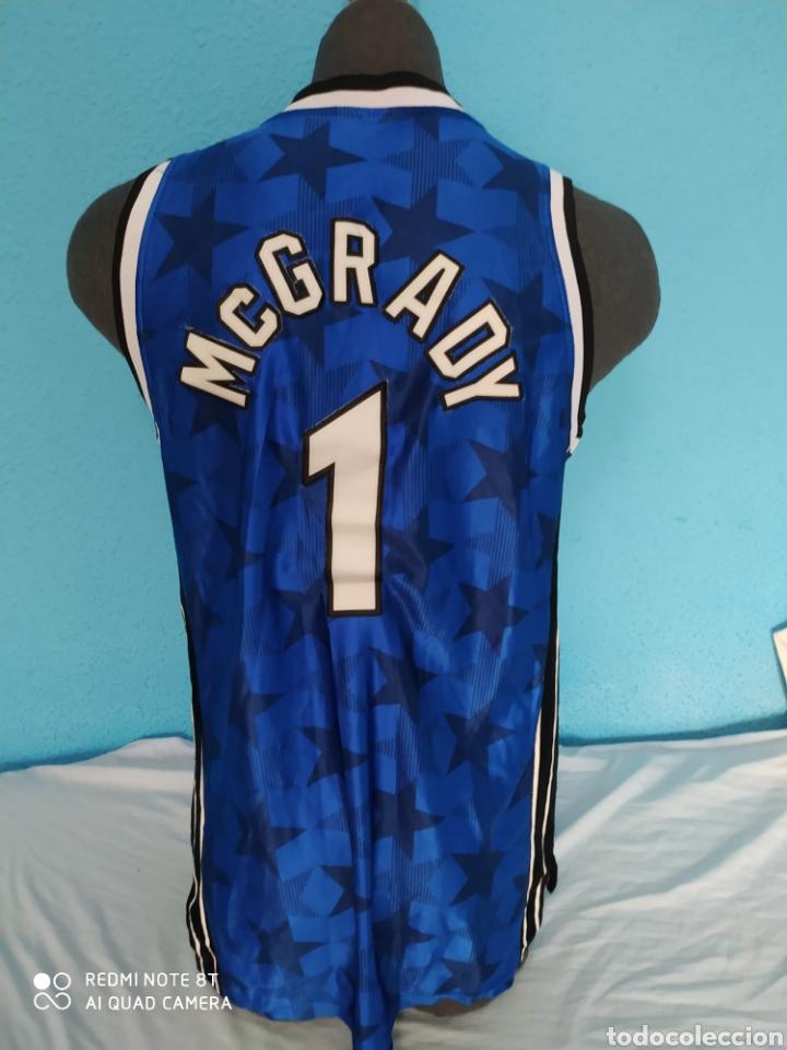 Coleccionismo deportivo: Camiseta Mcgrady - Foto 2 - 219658762