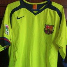 Coleccionismo deportivo: M FC BARCELONA CAMISETA FUTBOL FOOTBALL SHIRT. Lote 219713613