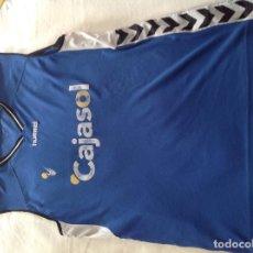 Coleccionismo deportivo: CAMISETA CAJASOL HUMMEL. ANTIGUA. XL. Lote 220955701