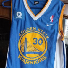 Coleccionismo deportivo: GOLDEN STATE WARRIORS NBA CURRY M CAMISETA SHIRT BASKET BASQUET. Lote 222214045