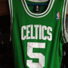 Coleccionismo deportivo: CELTICS BOSTON NBA EQUI XL CAMISETA SHIRT BASKET BASQUET. Lote 222214431