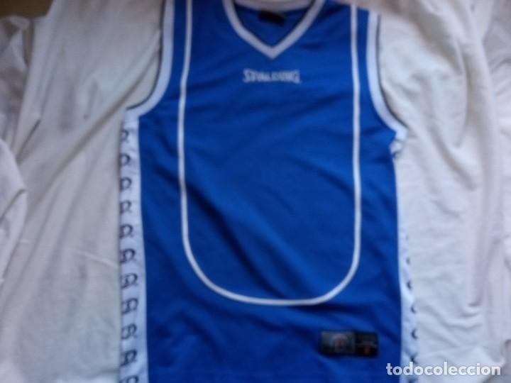 CAMISETA BALONCESTO SPALDING BASKETBALL SHIRT LIMITED EDITION S (Coleccionismo Deportivo - Ropa y Complementos - Camisetas otros Deportes)