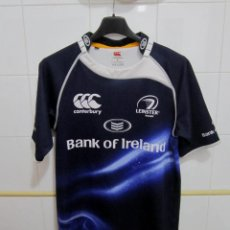 Coleccionismo deportivo: CAMISETA LEINSTER RUGBY - CANTERBURY OF NEW ZEALAND / BANK OF IRELAND - TALLA M. Lote 222817448