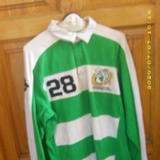 Collectionnisme sportif: TRES POLOS DE RUGBY. Lote 223618303