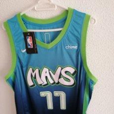 Coleccionismo deportivo: CAMISETA NBA DONCIC MAVS.. Lote 224121685