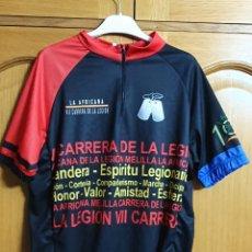 Coleccionismo deportivo: CAMISETA CARRERA AFRICANA LA LEGION ESPAÑOLA MELILLA. Lote 227870590