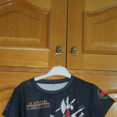 Coleccionismo deportivo: CAMISETA CARRERA LA AFRICANA 2007 DE LA LEGIÓN ESPAÑOLA TALLA 12. Lote 227871765