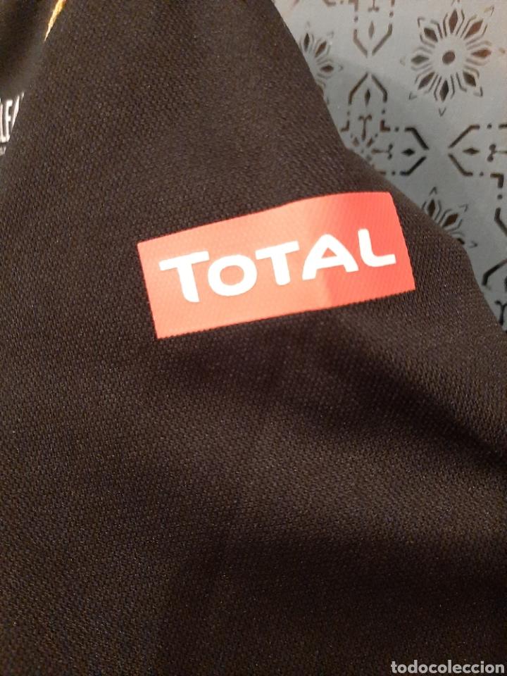 Coleccionismo deportivo: Camiseta técnica equipo Lotus F1 - Foto 5 - 232627115
