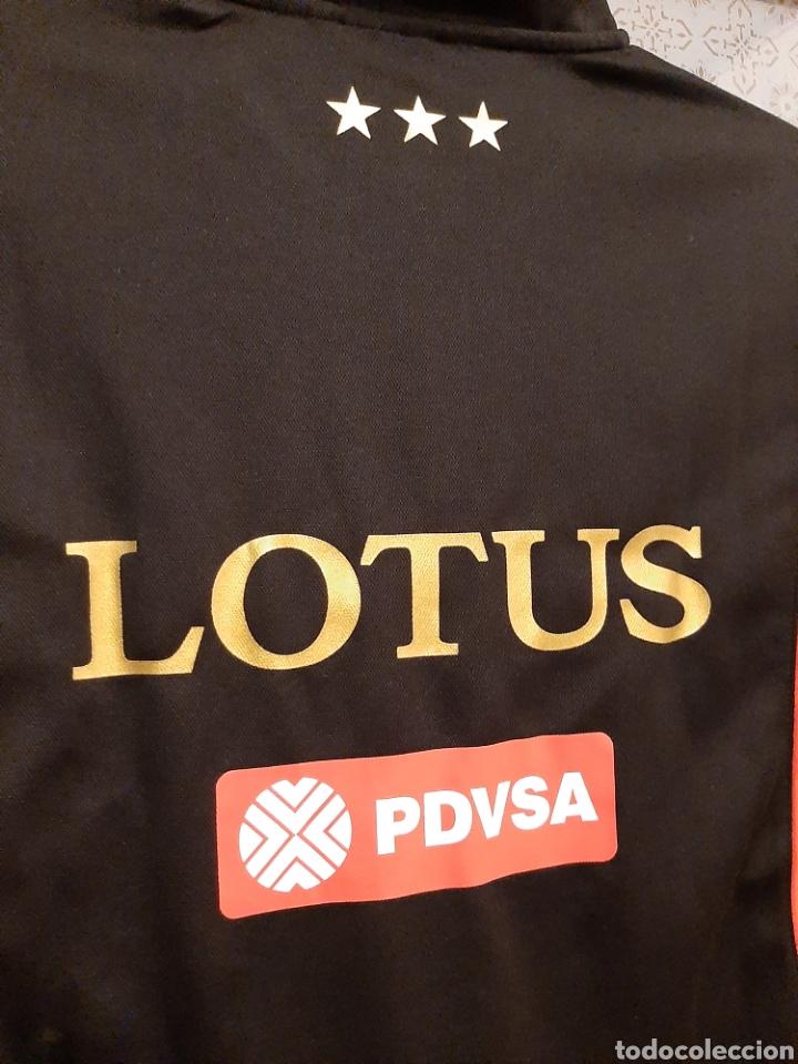 Coleccionismo deportivo: Camiseta técnica equipo Lotus F1 - Foto 12 - 232627115
