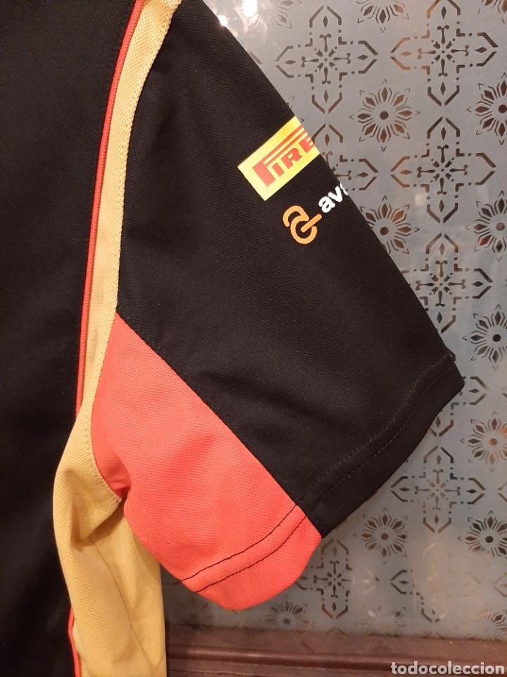 Coleccionismo deportivo: Camiseta técnica equipo Lotus F1 - Foto 13 - 232627115
