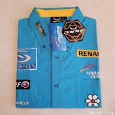 Collectionnisme sportif: CAMISA FERNANDO ALONSO XL NUEVA. Lote 235306015