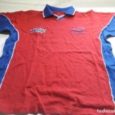 Coleccionismo deportivo: CHOMBA TC CHEVROLET XL TURISMO CARRETERA ARGENTINA CARRERA AUTOS CONSULTAR STOCK. Lote 236583275