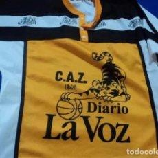 Coleccionismo deportivo: CAMISETA BASQUET ZANINETTI . GUALEGUAYCHU MARCA LIBRA SPORTS ARGENTINA. Lote 236637895