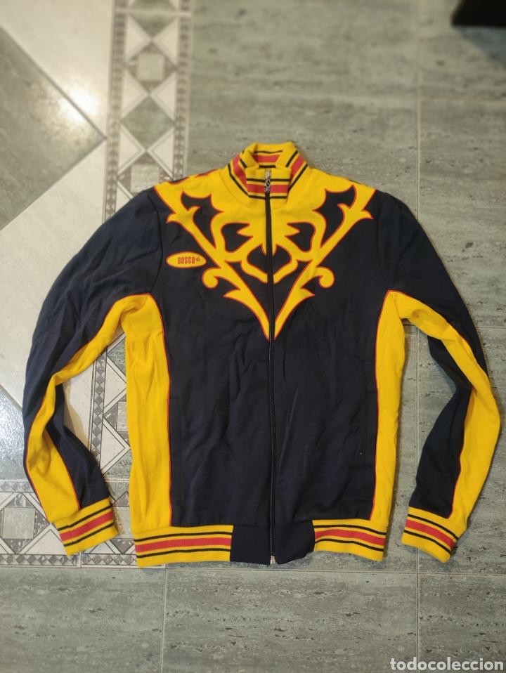 BOSCO SELECCION ESPAÑOLA 2012 (Coleccionismo Deportivo - Ropa y Complementos - Camisetas otros Deportes)