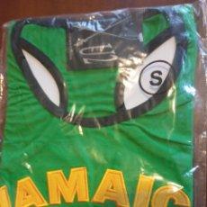 Coleccionismo deportivo: JAMAICA CHICA MUJER CAMISETA TALLA S DEPORTE. Lote 244498100