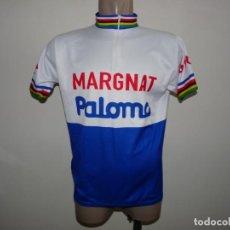 Coleccionismo deportivo: MAILLOT EQUIPO MARGNAT PALOMA. Lote 244703500
