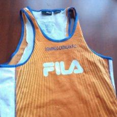 Coleccionismo deportivo: RUNNING ATLETISMO CARRERAS M CAMISA CAMISETA. Lote 244934880