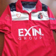 Coleccionismo deportivo: REAL CLUB DE POLO BARCELONA MATCH WORN HOCKEY FIELD HIERBA JOCKEY HOQUEI L. Lote 244935160