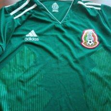 Coleccionismo deportivo: MEXICO CAMISETA FUTBOL S FOOTBALL SHIRT. Lote 244935215