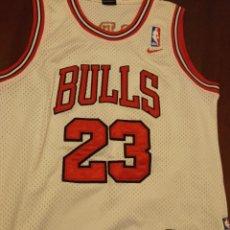 Coleccionismo deportivo: CHICA BULLS JORDAN NBA BASKET BASQUET CAMISETA SHIRT EQUI M. Lote 245471395