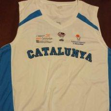 Coleccionismo deportivo: CATALUNYA BASQUET SELECCION XL SHIRT CAMISETA SHIRT. Lote 245471770
