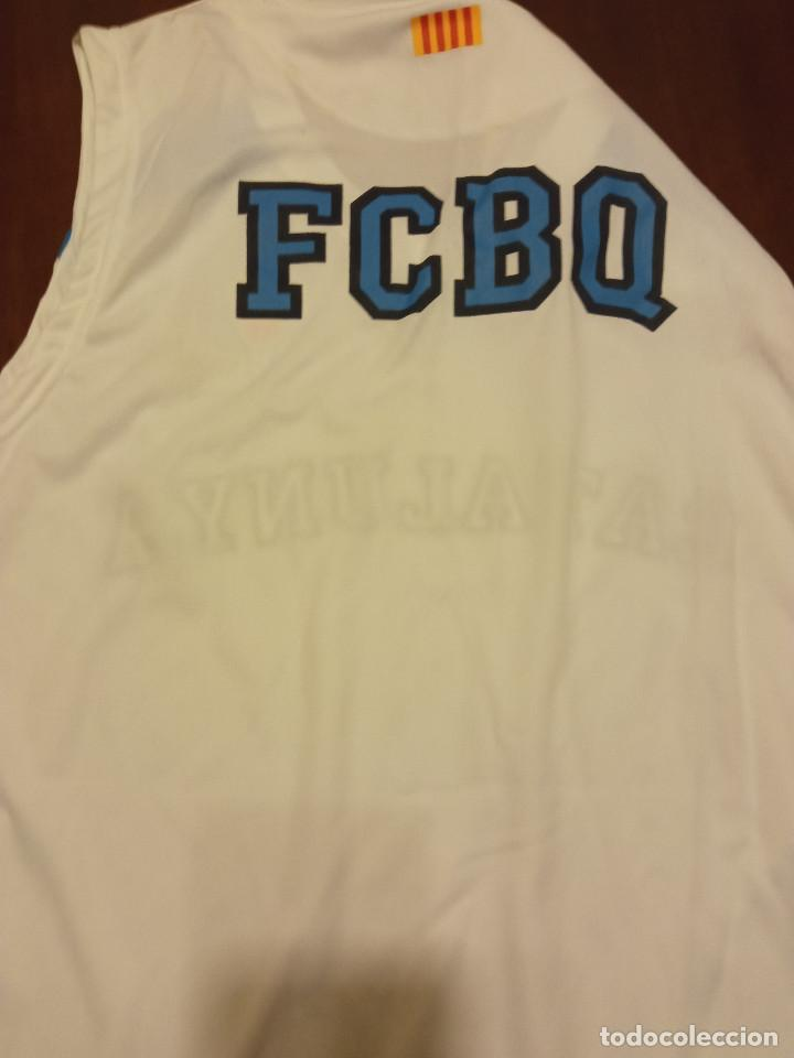Coleccionismo deportivo: Catalunya basquet seleccion XL shirt camiseta shirt - Foto 2 - 245471770