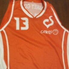 Coleccionismo deportivo: CORAS BASQUET BARCELONA M SHIRT CAMISETA SHIRT. Lote 245471925