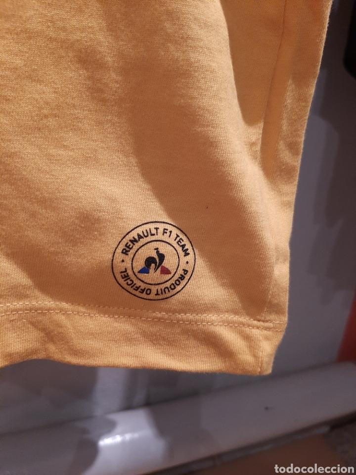 Coleccionismo deportivo: Polo / camiseta oficial Renault F1 Team - Foto 3 - 245715985