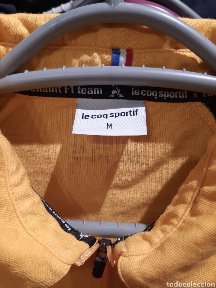 Coleccionismo deportivo: Polo / camiseta oficial Renault F1 Team - Foto 5 - 245715985