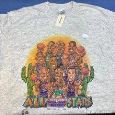 Coleccionismo deportivo: CAMISETA FOOT LOCKER - ALL STAR WEEKEND - NBA - PHOENIX - FEBRUARY 10-12 / 1995 - SIN USAR - USA -XL. Lote 248567335