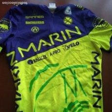 Coleccionismo deportivo: MARIN M VINTAGE TEAM MAILLOT CYCLING JERSEY BICICLETA CICLISMO CICLISTA. Lote 254317345