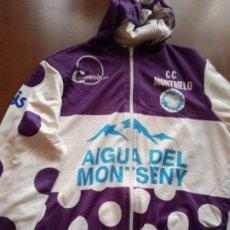 Coleccionismo deportivo: CC MONTMELO L VINTAGE TEAM MAILLOT CYCLING JERSEY BICICLETA CICLISMO CICLISTA. Lote 254317560