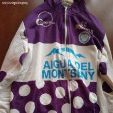 Coleccionismo deportivo: CC MONTMELO L VINTAGE TEAM MAILLOT CYCLING JERSEY BICICLETA CICLISMO CICLISTA. Lote 254317605