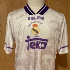 Coleccionismo deportivo: CAMISETA VINTAGE REAL MADRID. Lote 254625420