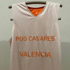 Coleccionismo deportivo: CAMISETA BALONCESTO ROS CASARES. Lote 254724260