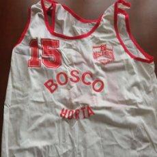 Coleccionismo deportivo: BOSCO HORTA VINTAGE BARCELONA L BASKET CAMISETA SHIRT BASQUET. Lote 256112105