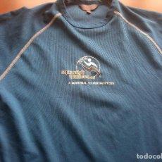 Coleccionismo deportivo: SQUAMISH TRIATHLON L ATLETISMO BARCELONA CAMISETA MAILLOT SHIRT TRIATHLON. Lote 256112565