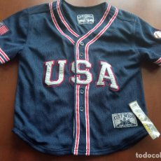 Coleccionismo deportivo: USA XXS BASEBALL BEISBOL CAMISETA SHIRT CAMISA. Lote 256113190