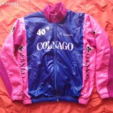 Coleccionismo deportivo: MAILLOT POLAR COLNAGO CICLISTA CLCLISMO. Lote 258246625
