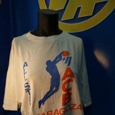 Coleccionismo deportivo: CAMISETA ACB ALL STARS 1990 ZARAGOZA.. Lote 263179715