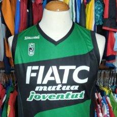 Coleccionismo deportivo: JUVENTUD BADALONA 2012-2013 FIATC MUTUA CAMISETA BALONCESTO. Lote 264817404