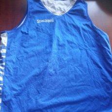 Coleccionismo deportivo: DKV JOVENTUT BADALONA FOR PLAYERS TRAINING SHIRT CAMISETA BASKET BASQUET SHIRT XXL. Lote 269201573