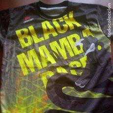 Coleccionismo deportivo: BLACK MAMBA RACE ATLETISMO RUNNING TRIATLON DURO XL CAMISETA SHIRT. Lote 269202773
