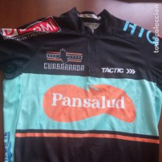 Coleccionismo deportivo: CUABARRADA XL CICLISMO CICLISTA MAILLOT JERSEY CYCLING. Lote 269203278