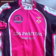 Coleccionismo deportivo: HOSPITALET XL CICLISMO CICLISTA MAILLOT JERSEY CYCLING. Lote 269203928