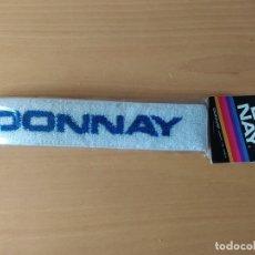 Coleccionismo deportivo: BANDA DONNAY, TENIS VINTAGE.. Lote 269475153