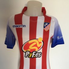 Coleccionismo deportivo: CAMISETA RUGBY ATLÉTICO MADRID. 2012/13. Lote 271625403