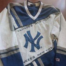 Colecionismo desportivo: NEW YORK YANKEES CAMISETA SHIRT SPECIAL EDITION BASEBALL BEISBOL JERSEY EQU L SIZE M. Lote 274354038